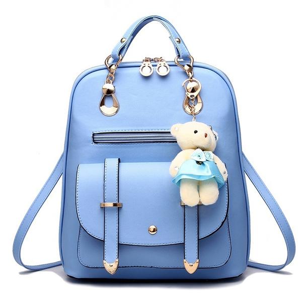 travel backpack, Women, School, lovely