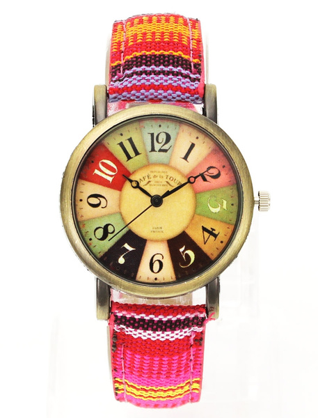 rainbow, canvasband, Colorful, colorfulwatch