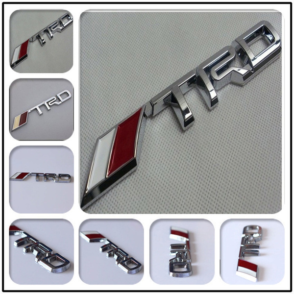 3dcarbadge, Automobiles Motorcycles, chrome, Cars