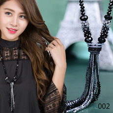 Fashion, Jewelry, Chain, Crystal