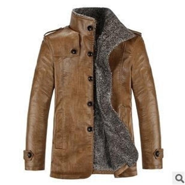 Boy, Outdoor, fur, Winter