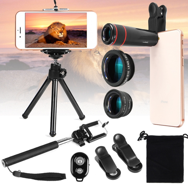 phonelenskit, telephotolen, Iphone 4, Photography