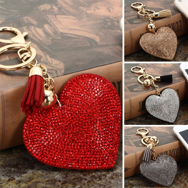 Heart, keyholder, Fashion, Key Chain