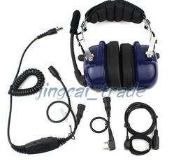 Blues, Headset, headsetsearpiece, Radio