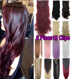 Fashion, Remy Hair, Hair Extensions, 100% human hair
