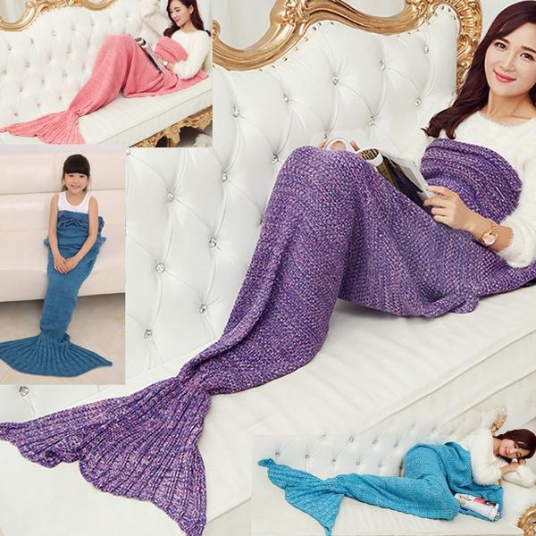sleepingbag, summerquilt, Gifts, mermaidtail