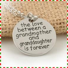 grandmothernecklace, Jewelry, granddaughter, familyjewelry