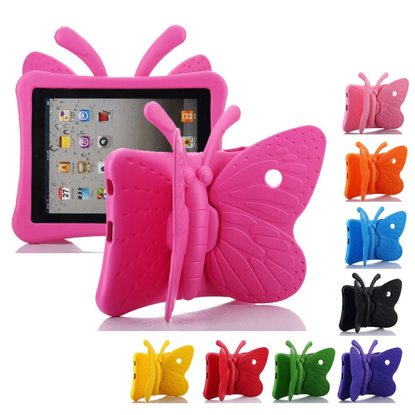butterfly, case, Protective, Apple