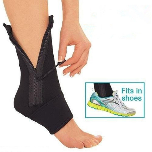 Protective, compression, Zip, Support