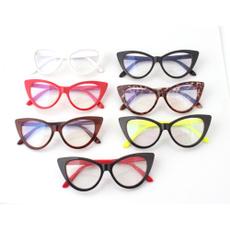 cateyeshapedglasse, eye, blackeyeglasse, eye glasses case