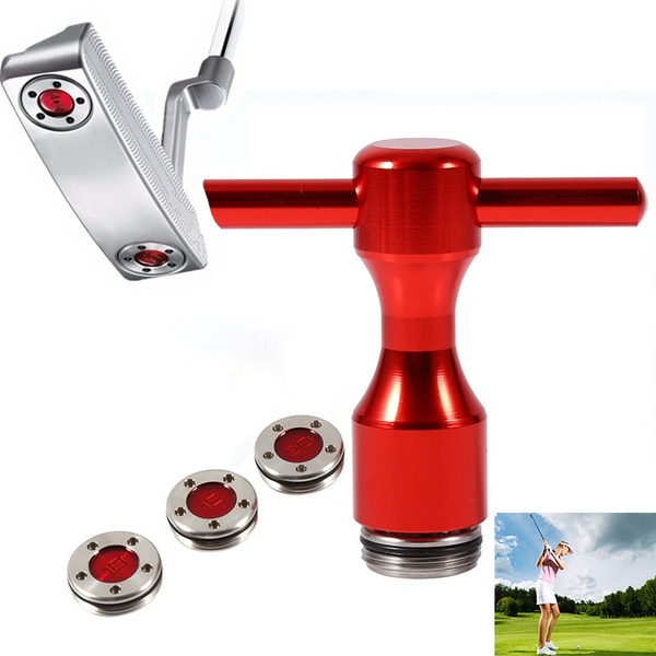 golfclub, golfaccessorie, Tool, putterwrench