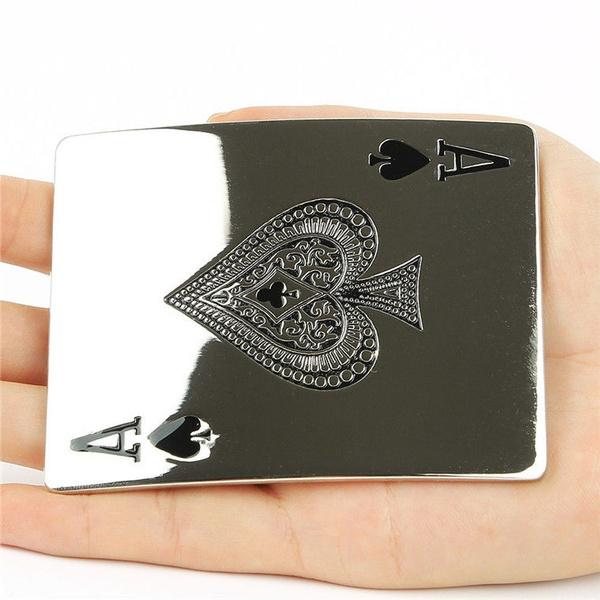 pokerbuckle, pokercardsbuckle, Poker, Fashion