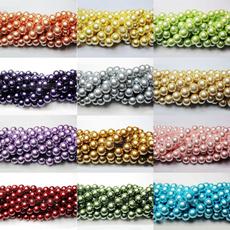 beadsforjewelrymaking, 8MM, Jewelry, Czech