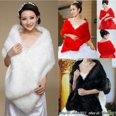 fashion women, fur, Winter, Sleeve