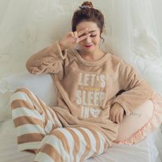 nightwear, velvet, Winter, Women Fashion