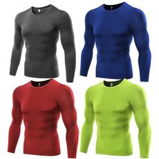 compressiontop, Fashion, Sleeve, men clothing