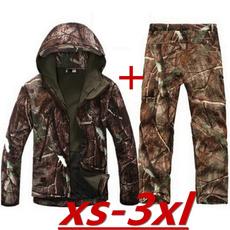 Fashion, Hunting, Waterproof, Long Sleeve