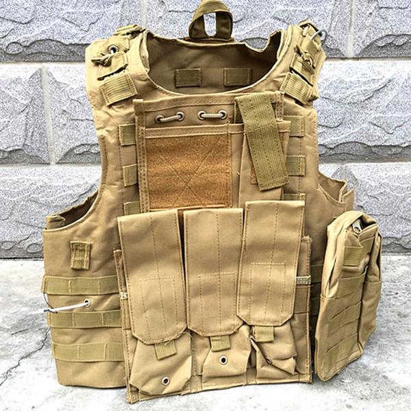 camoufalgejacket, Vest, tacticalvest, mollevest