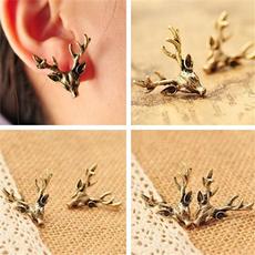 Jewelry, vintage earrings, Stud Earring, women earrings