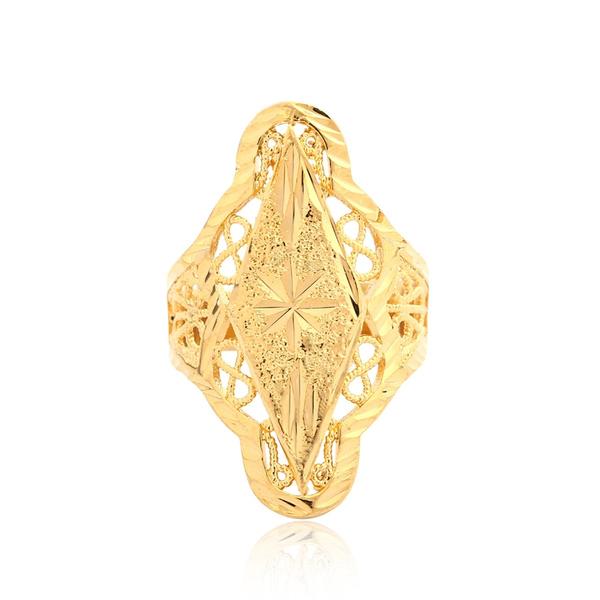 wedding ring, gold, freesizering, Women's Fashion