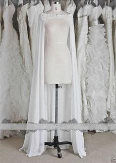 Fashion, Lace, chiffon, cloak