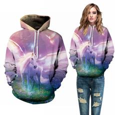 Fleece, Fashion, Shirt, unicorn