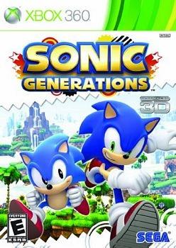 sonic, Video Games, Xbox 360, Xbox