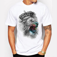 Summer, Fashion, Shirt, 3dprintedtshirt