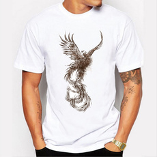 Shorts, Phoenix, Printed Tee, onecktshirt