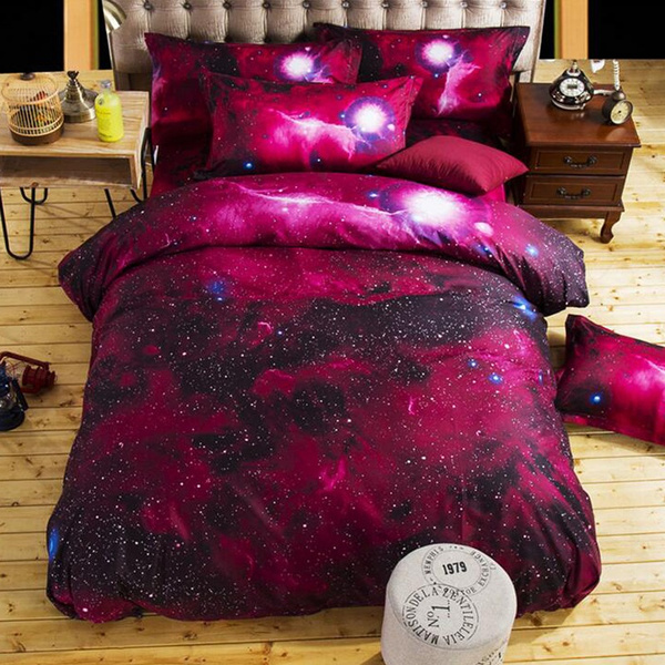 starrysky, bedquiltcoverset, Home textile, Cover
