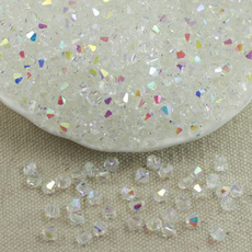 diyjewelry, rondelleglasscrystal, Jewelry, Crystal Jewelry
