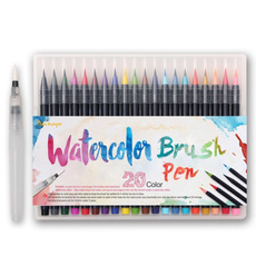 softbrush, sketch, artmarker, watercolorbrush