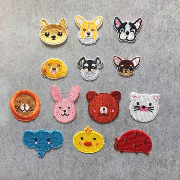 cute, Animal, Patch, decoration