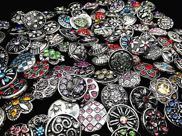 diyjewelry, Jewelry, button, Bracelet