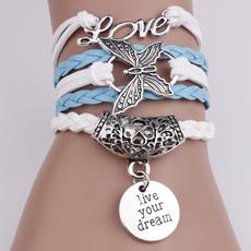 infinity bracelet, Charm Bracelet, Fashion, butterfly