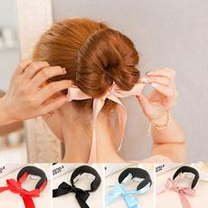 donuthair, hairstyle, Fashion, Hair Band