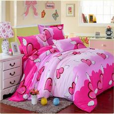 comforterbeddingset, Love, bedclothe, bedquiltcoverset