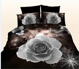 duvetcoverbeddingquiltcover, Home & Living, Rose, Bedding