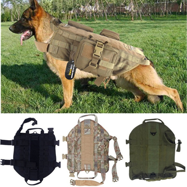 germanshepherd, tacticalvest, dogharnes, Army