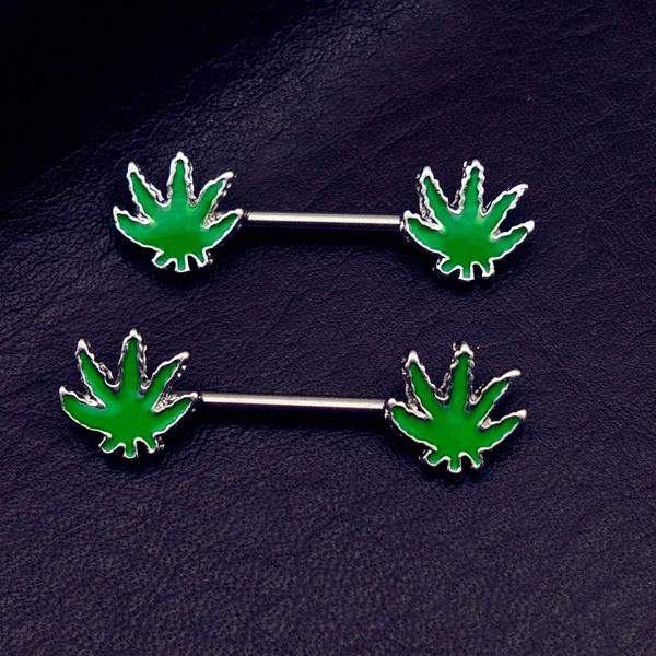 potleaf, leaf, Jewelry, highqualityjewelry