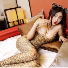 Underwear, porno, Cosplay Costume, Leopard