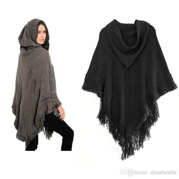 Women's Fashion, Scarves, Fashion, 2018cape