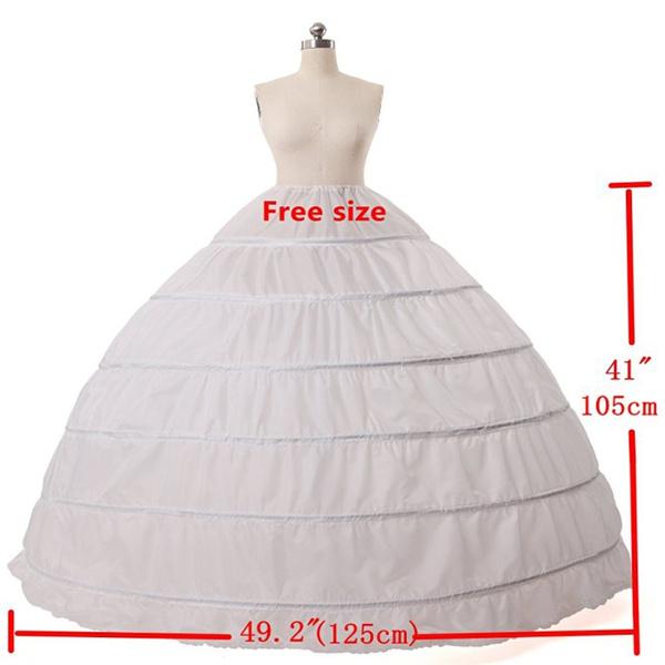 gowns, 7colorshighqualitywhite6hoopspetticoat, black6hoopspetticoat, 6hoopsunderskirt