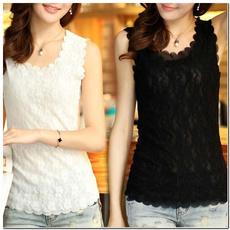 blouse, Women, Vest, tightvest