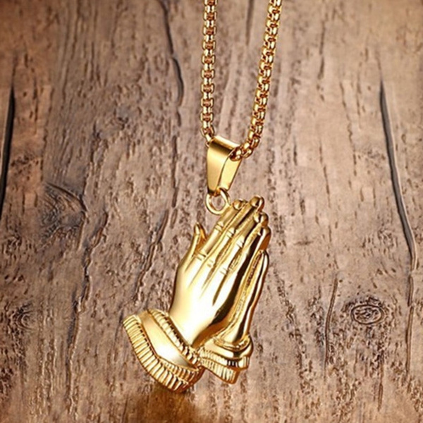 goldplated, hip hop jewelry, gold, religiousjewelry