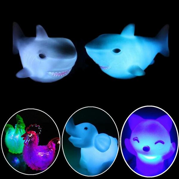 Shark, ledcandlelamp, Night Light, Gifts