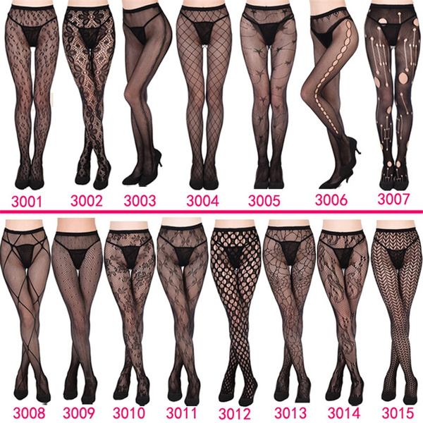 sexypantyhose, jacquard, Stockings, Lace