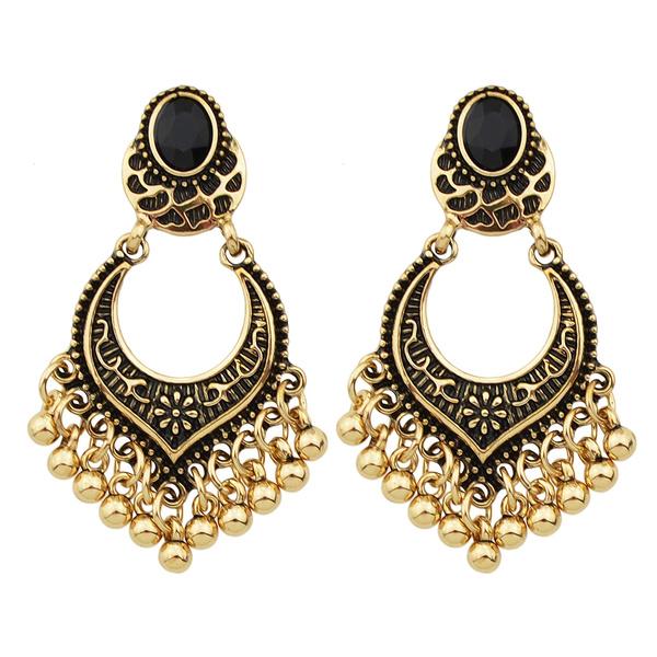 ethnicearring, retroearringsforwomen, Jewelry, vintage earrings