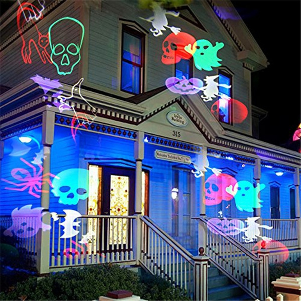 Holiday, Outdoor, led, projection