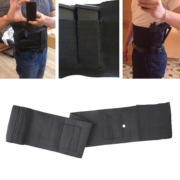 waistbandpocket, Adjustable, Waist, pistolgun